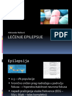 Lečenje epilepsije