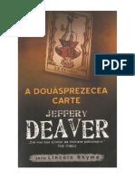 Jeffery Deaver - [Lincoln Rhyme] 06 a Douasprezecea Carte #1.0-5