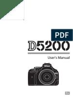 Nikon D5200 User Manual Pdf