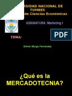 1 Qué Es Mercadotecnia 2017-I