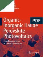 Perovskite Photovoltaics Park Miyasaka Gratzel