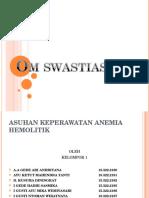 Askep Anemia Hemolitik