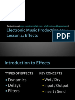 Lesson4 Effectselectronicmusic2014 140718202009 Phpapp01
