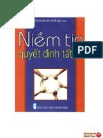 Niềm tin quyết định tất cả pdf -tải ebook free