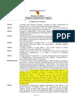 2015 21 Ottobre Pirillo Verace Aia 2015 Richiesta Aia Ditta Maestrale Documentazione Incompleta Improcedibilita' Procedimento