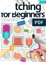 Stitching for Beginners