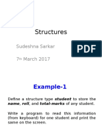 Structure 14 Mar 17