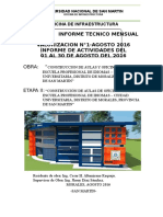 Informme Tecnico Mensual n