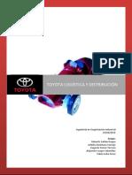 Logistica de Toyota