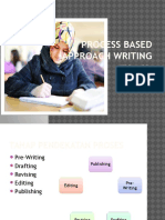 Process Based Writing