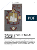 The Cathedrals of Northern Spian