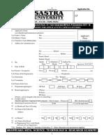 SASTRA APPLICATION.pdf