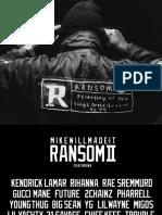 Digital Booklet - Ransom 2
