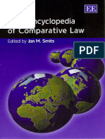 Encyclopedia of Comparative Law.pdf