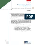 La economía del primer año de Cambiemos_Friedrich.pdf