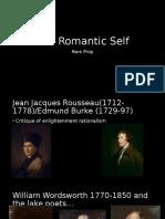 The Romantic Self