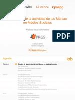 Estudio de La Actividad de Las Marcas en MMSS VReducida 1