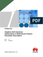Adaptive Soft Handover Optimization in Multi-Sector(RAN18.1_01)