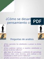 desarrollodepensamientocrtico-120618145353-phpapp01