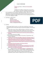 PEF Constitution Amendment Proposal