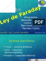 Proyecto Fisica Ley de Faraday