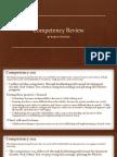 karan hughes competency review