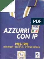 Azzurri Con IP (Sticker Album World Cup 1998)