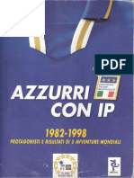 Azzurri Con IP (Sticker Album World Cup 1998)