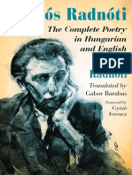 Miklós Radnóti - The Complete Poetry in Hungarian and English