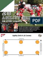 BFS 25 Agility Drills