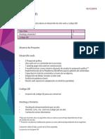 Formato Cotizacion Web