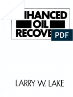Enhanced Oil Recovery.-larry W. Lake