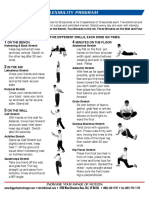 2014 Flexibility Program