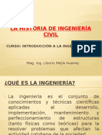 1.1. Historia de La Ingenieria Civil