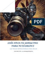 Guia Ninja - Marketing Para Fotografos