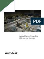 Autodesk Factory Design Suite Learning Essentials