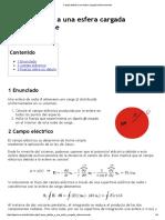 Esfera ( 3 Llei Gauss)