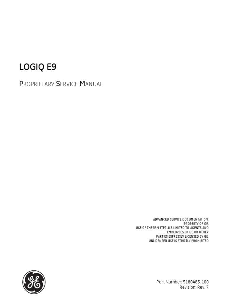 Service Manual Logiqe9 Trade Secret License A34 Current Detection Sensor Module Ac Short Circuit 50a
