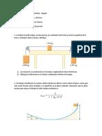 Taller 2 Fundamentos de Fìsica Teòrica