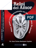 """Presentación del libro """"El reloj del amor"""", del Dr. Juan Carlos Rodríguez Aguilar. Editorial La Mano."""