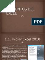 Elementos Del Excel