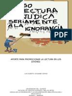 aporteparapromocionarlalecturaenlosjovenes-120623204138-phpapp01