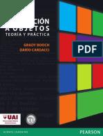 Orientación a Objetos. Teoría y Práctica