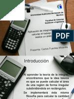 Aplicación de cálculo integral a problemas de trabajo