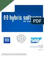 Sap HyBris Integration