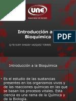 Introducción a la Bioquímica +