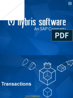 Hybris Commerce Developer Training 1.09 - Transactions