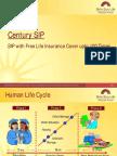 Birla Sun Life Century SIP Presentation