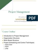 PM Lec 1&2-Introduction