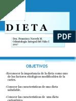Dieta 2017